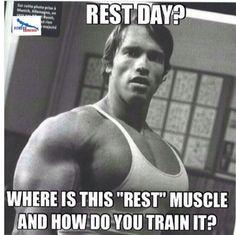 Rest Day Meme